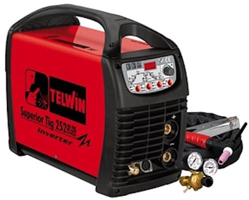 Telwin Superior Tig 252Ac/Dc TIG-svets