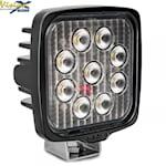 Vision X Vl Series Square 9-Led 45W W/Dt, 1000464205