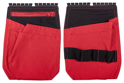 ProJob 9042 Hängficka 2-P Röd One Size