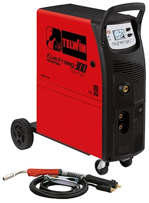 Telwin 300 Synergic Electromigsvets