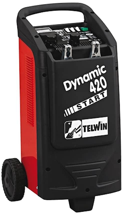 Batteriladdare Dynamic420