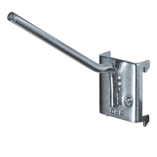 GBP Krok vinklad enkelkrok Ø6mm L100mm 5-pack