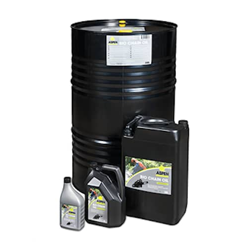 Aspen Bio Kedjeolja 4 liter 108st