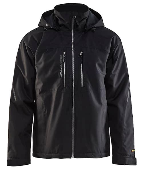 Functional jacket Svart