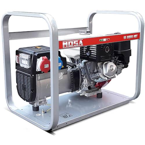 MOSA GE8000HBT 230/400V Honda GX390 Elverk
