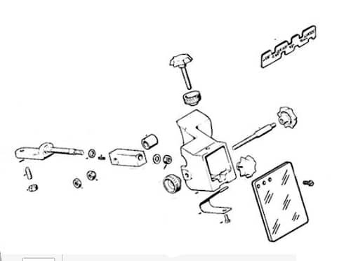 Stihl rengöringstillsats för Diamantslipskiva USG/HOS