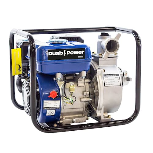 DUAB-POWER MB50C Motorpump