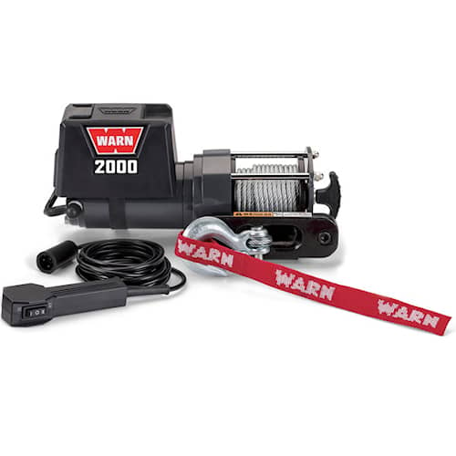 Warn Vinsch 2000 Utility