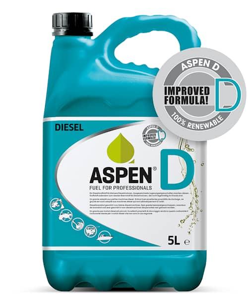 Aspen D 54 x 5L Miljödiesel