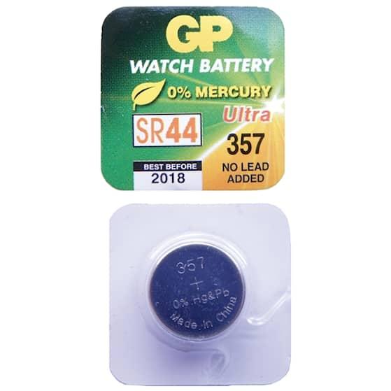GP SR44 Knappcellsbatteri