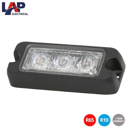 LAP LED Modul Orange Blixtljus