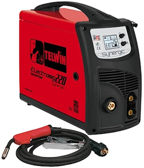 Telwin 220 Synergic Electromigsvets