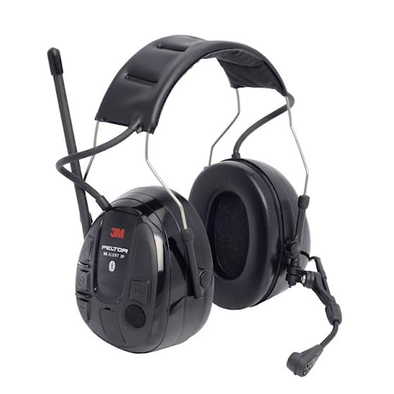 Peltor Hörselskydd ALERT XP med hjässbygel