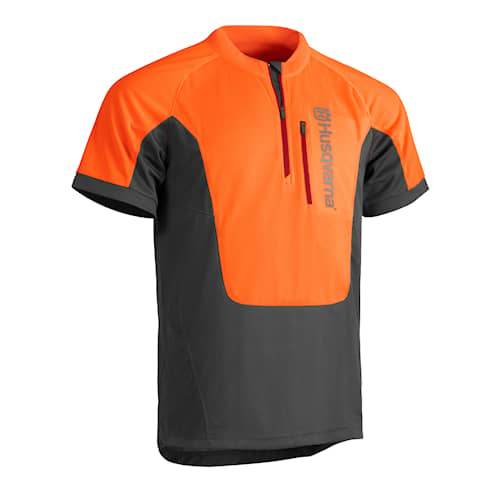 Husqvarna T-shirt Technical, kort ärm