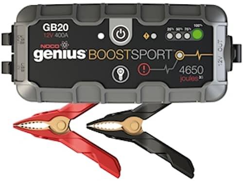 Noco Genius Gb20 Startbooster 12V