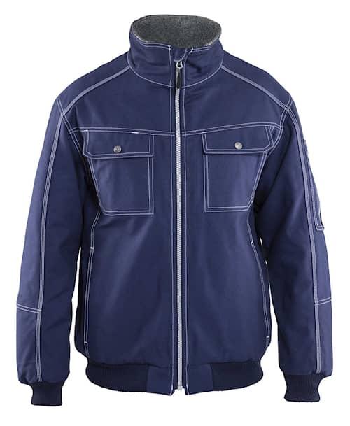 Pilot jacket  Marinblå