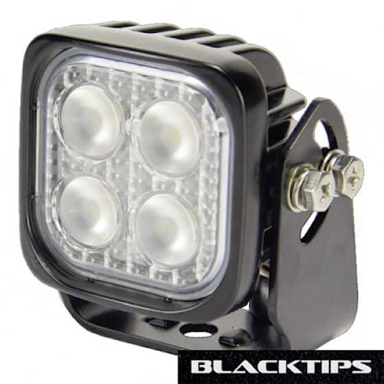 Vision X Blacktips 4 Led 12W 60° Ecer23