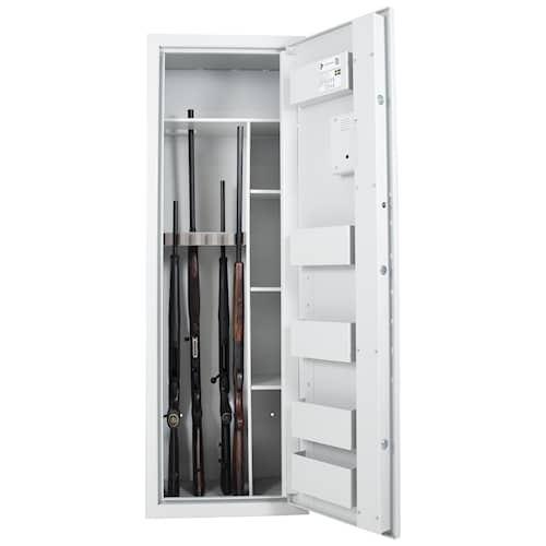 Genzo Vapenskåp/Säkerhetsskåp SolidSafe 152kg Kodlås