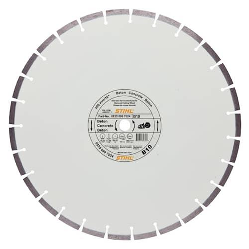 Stihl Diamantkapskiva, Ø 350 mm D-B10