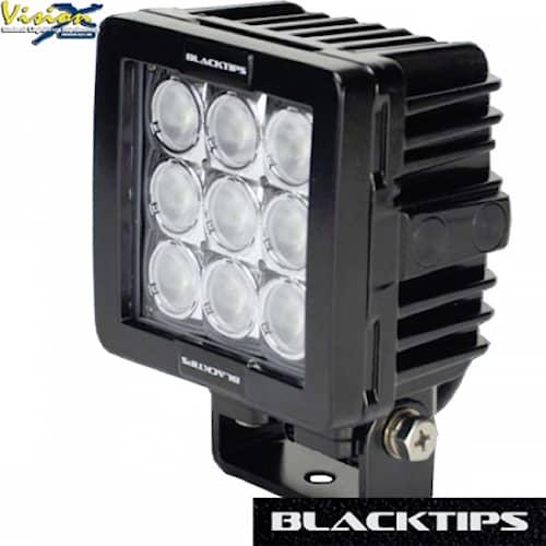 Vision X Blacktips 9 Led 63W 60°