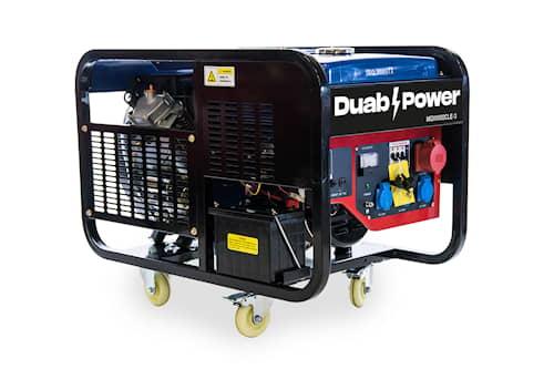 DUAB-POWER Elverk MG11000CLE-3 1-fas/3-fas bensin
