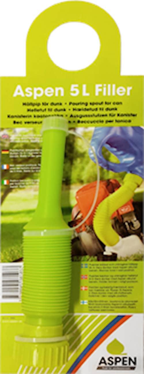 Aspen Pip för 5-litersdunkar