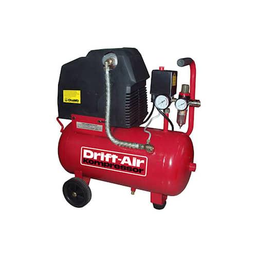 Drift-Air Kompressor OL 2/24 oljefri 1-fas