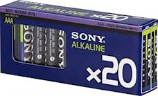 Sony Stavbatteri 1,5v AA LR06, 1000369261