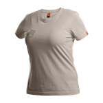 Husqvarna Xplorer Grå-Beige T-Shirt Dam,