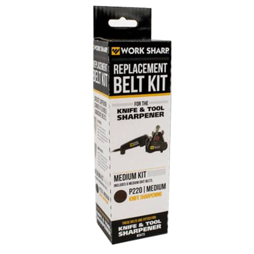 Work Sharp Slipband till Work Sharp Original, Medium (P220)