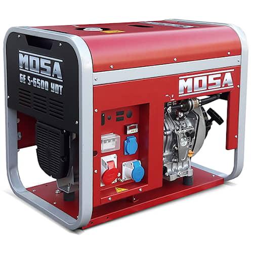 MOSA GE S 6500 YDT Elverk