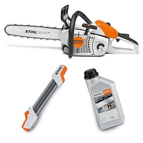 Stihl MS 201 C-M Motorsåg Proffspaket light