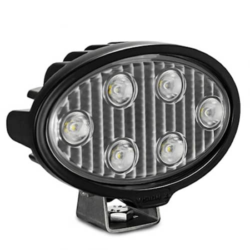 Vision X Vl Series Oval 6-Led 30W W/Dt