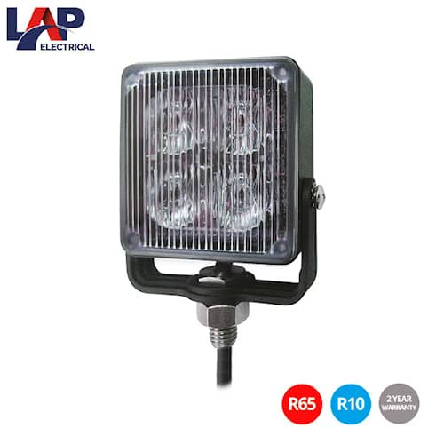 LAP SQ4 LED Blixtljus
