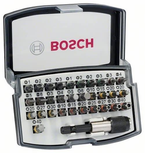 Bosch Bitsset Pro 32 delar