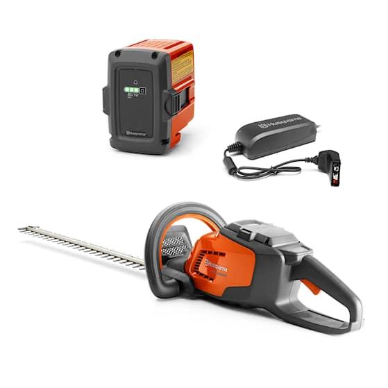 Husqvarna 115iHD45 Batterihäcksax med batteri
