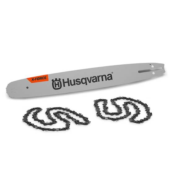 Husqvarna Svärd & Kedjepaket 15'' .325'' 1.5mm 64dl