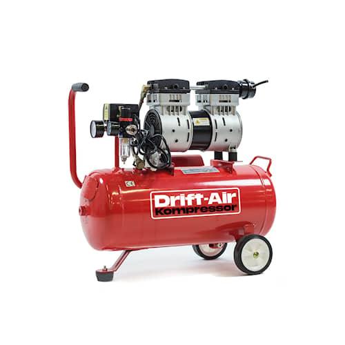 Drift-Air Kompressor JWS30 tystgående oljefri 1-fas
