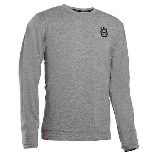 Husqvarna Xplorer Grå Långärmad T-Shirt
