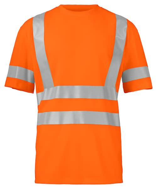 ProJob 6030 Orange Funktions T-Shirt En Iso 20471 Klass 3/2 XS