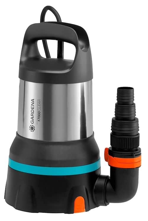 Gardena Dränkbar pump 17000 Aquasensor