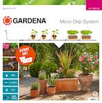 Gardena Micro-Drip System Startpaket M, 1000127288