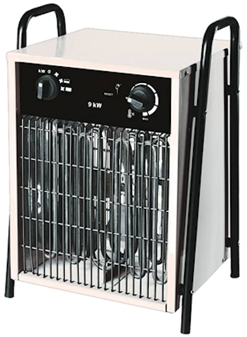 Kinlux 9 kW 3-Fas Värmefläkt