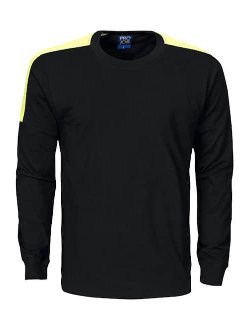 ProJob 2020 T-Shirt L.Ä Svart 4XL