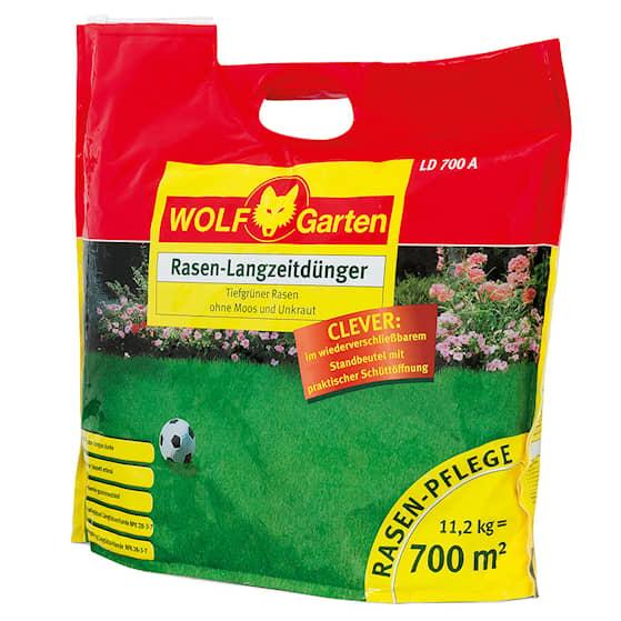 WOLF-Garten LD 700 A Långtidsverkande Gräsmattegödsel