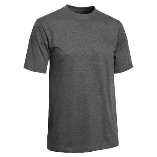 Clique T-shirt Herr Mörkgrå Melerad - 3XL