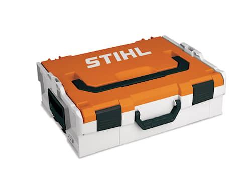 Stihl Batterilåda för 2 STIHL batterier och en laddare