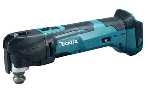 Makita Multiverktyg DTM51Z Snabbfäste 18V utan batteri &