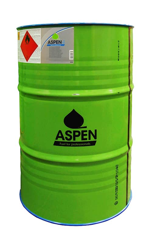 Aspen+ 200l Fat Alkylatbensin