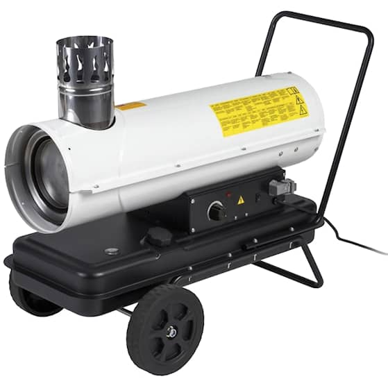 Kinlux Dieselkanon 20kW